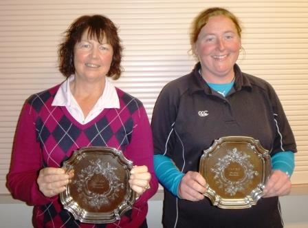 2016 Women's Nett Foursome Winners