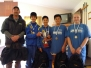 Primary School Drummond Tournament Winners 2012