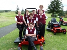 Southland Women's Toro Team 2013