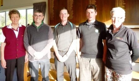Sth Matchplay winners