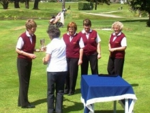 Women\'s Masters Prize Giving 2011