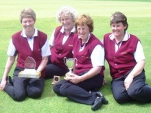 Womens Masters Team 2011